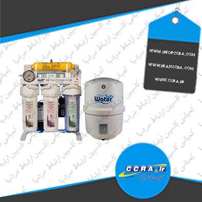 مقدار آب تصفیه شده از دستگاه های تصفیه آب خانگی واتر سیف به چه عواملی بستگی دارد؟