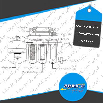 تعمیر و عیب یابی دستگاه تصفیه آب خانگی واتر سیف