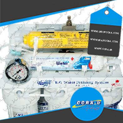 فشار آب خروجی از دستگاه تصفیه آب خانگی واتر سیف چقدر است ؟