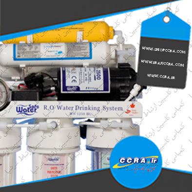 فشار و عملکرد پمپ تصفیه آب خانگی واتر سیف WATER SAFE