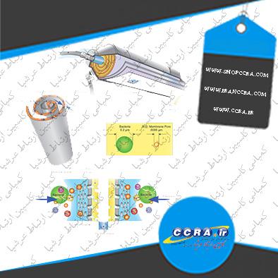 فرآیند اسمز معکوس دستگاه تصفیه آب واتر سیف WATER SAFE