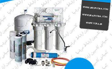 فروش قطعات کمکی برای دستگاه های تصفیه آب خانگی واتر سیف